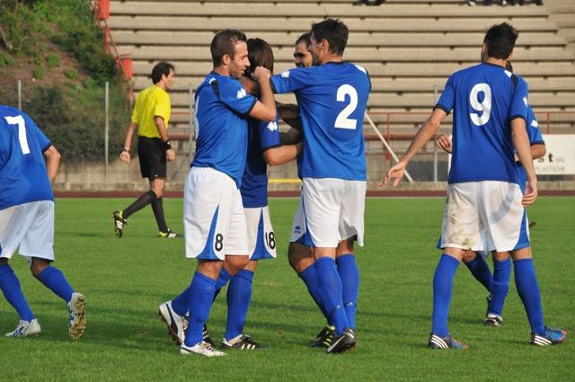 #Uefa #Regions' #Cup: l'esultanza del gruppo, per il Veneto sette urli di gioia
