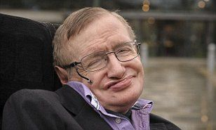 Survival of the human race depends weeding out aggression, says Stephen Hawking