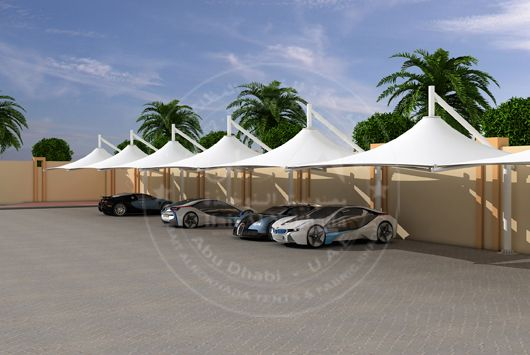 cone single pole parkingu0027 in Bait Al Nokhada Tents u0026 Fabric Shades . & 438 best Tents and Shades images on Pinterest | Tent Tents and Bait
