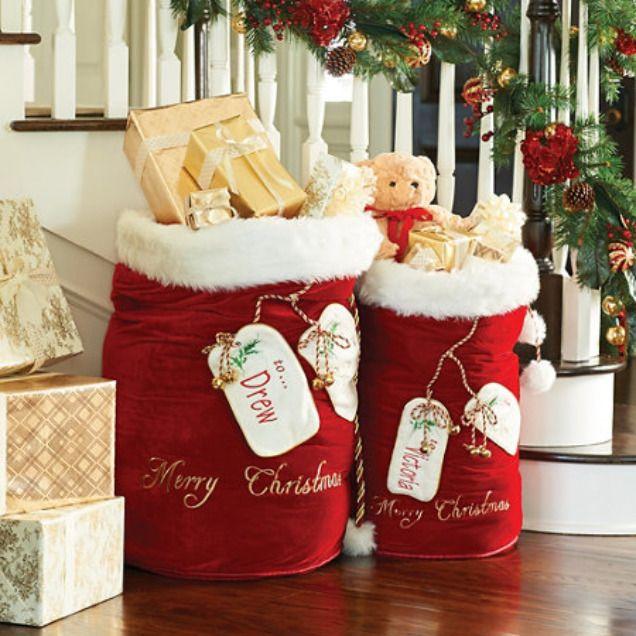 Pottery Barn Kids Christmas SANTA FACE Advent Countdown Calendar NO NAME//NO MONO