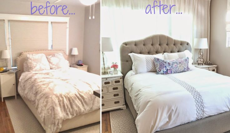 25 Best Ideas About Curtains Behind Bed On Pinterest