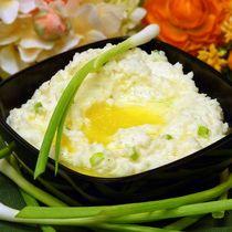 THESE ARE AMAZING!  irish, mashed potatoes, onions, butter, milk
