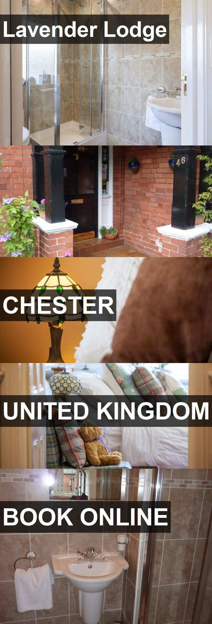Hotel Lavender Lodge in Chester, United Kingdom. For more information, photos, reviews and best prices please follow the link. #UnitedKingdom #Chester #LavenderLodge #hotel #travel #vacation