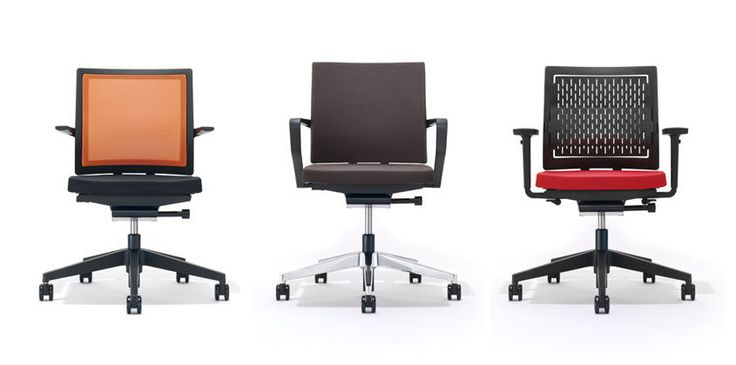 The image of Ergonomic chairs especially for office employees for their comfort and well-being. #OfficeFurniture#LondonFurniture