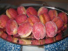 Печенье Персики пошаговый рецепт + ВИДЕО