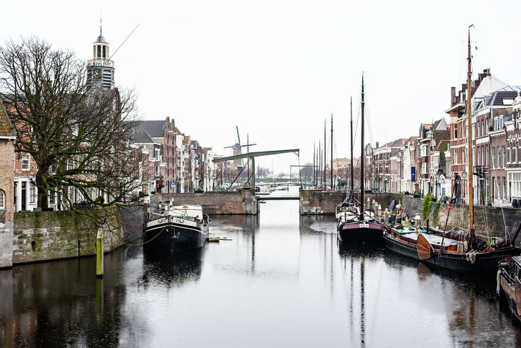 Things to do in Rotterdam: visit historic Delfshaven
