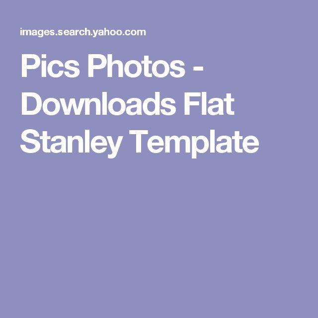 Best 25+ Flat stanley template ideas on Pinterest Flat stanley - flat stanley template