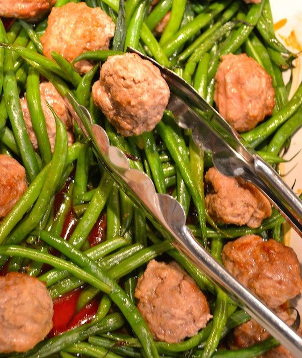 asian-style-veal-meatballs-with-green-beans