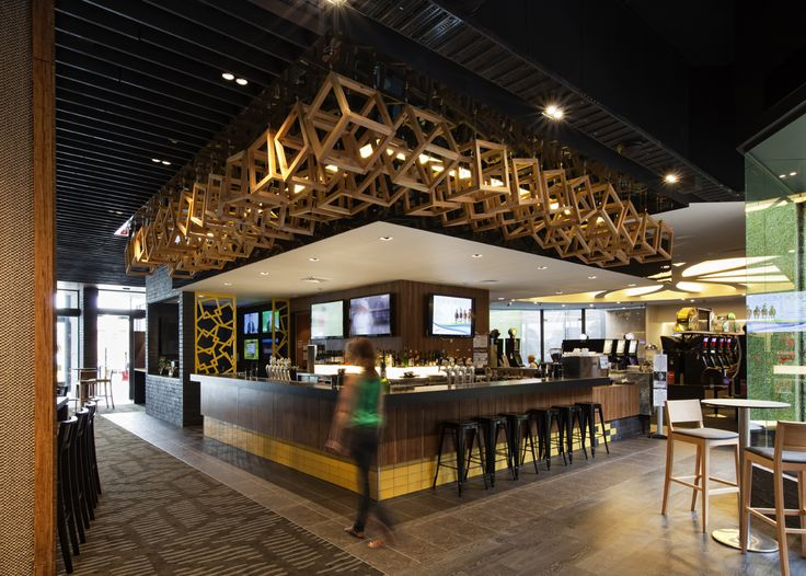 The aesthetically and operationally innovative design concept for Zagame's Boronia Hotel was the result of a collaboration between RED DESIGN GROUP our client, Robert Zagame, owner of Zagame's Hotel group, in conjunction with Linda Whitfield of Surround Style.