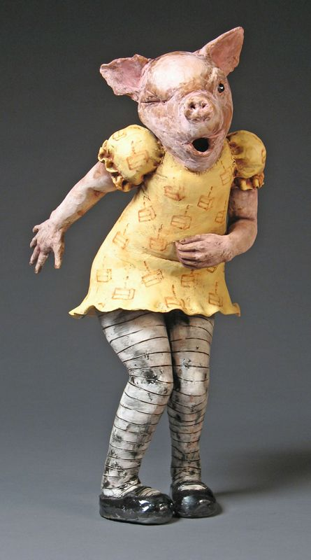 1000 Ideas About Ceramic Sculpture Figurative On