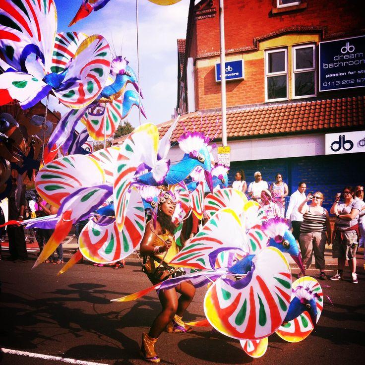 West Indies festival, England