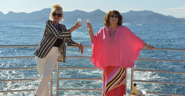 Review: 'Absolutely Fabulous' Brings Its Snickers and Bubbly to the Big Screen - The New York Times