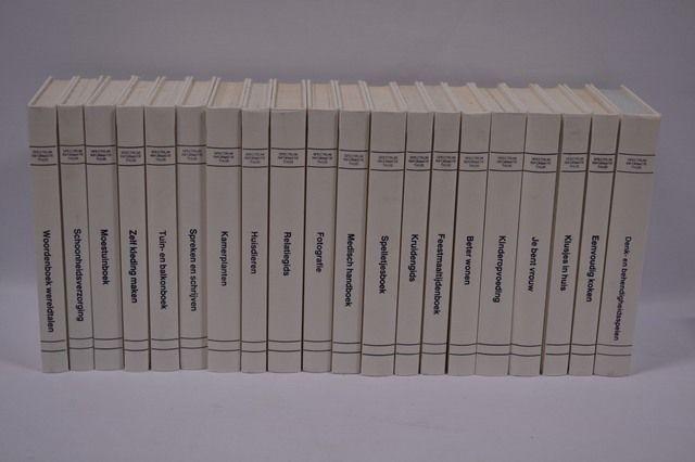 Nu te koop bij het Het Pakhuis: Spectrum informatie thuis -21 delige encyclopedie