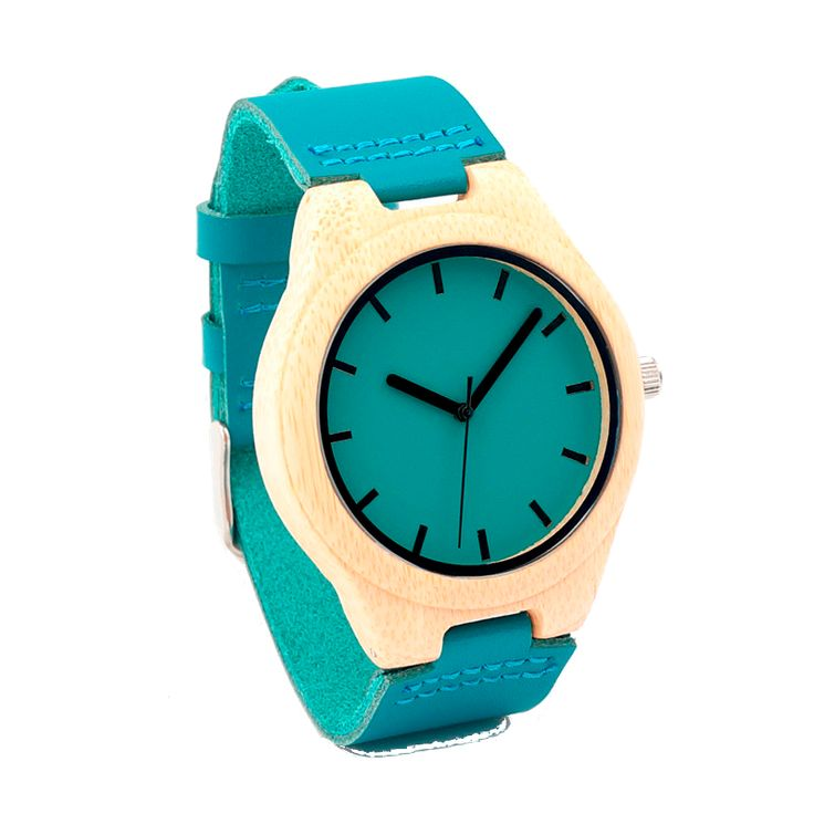 Bobo Bird Bamboo Blue Causal Watch