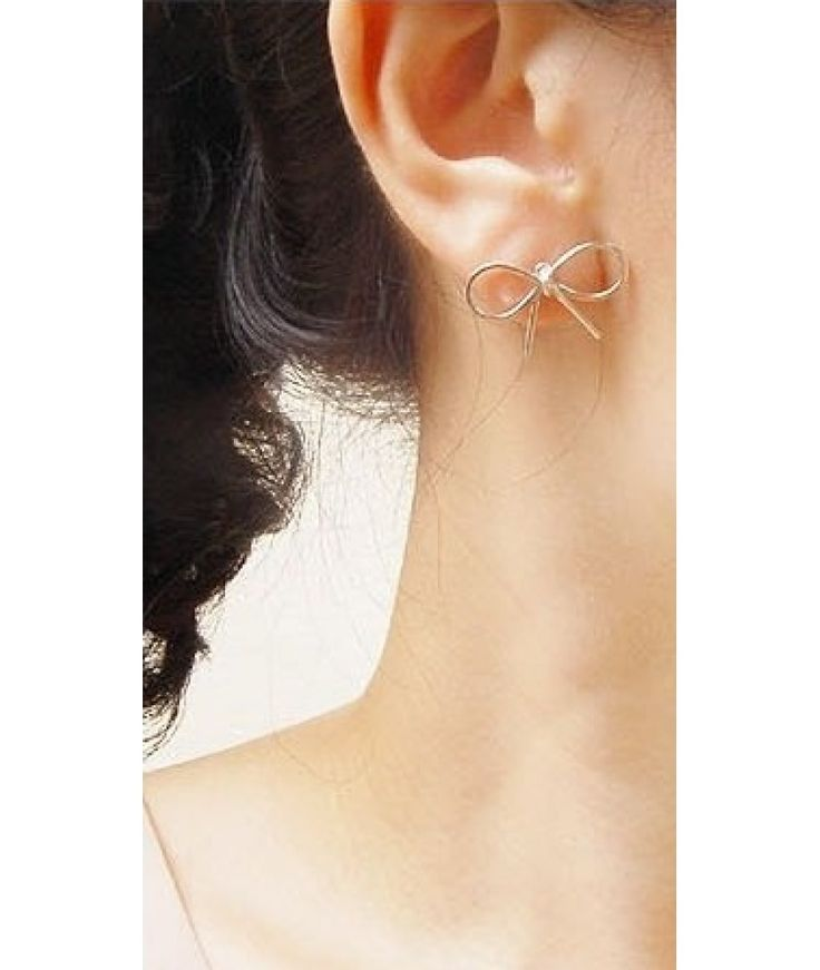Butterfly Knot – Earrings  AU$12.95 (Free Postage Within Australia)