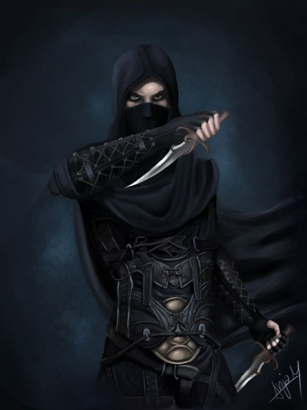 Garrett - Thief 4 by Scrappex on DeviantArt