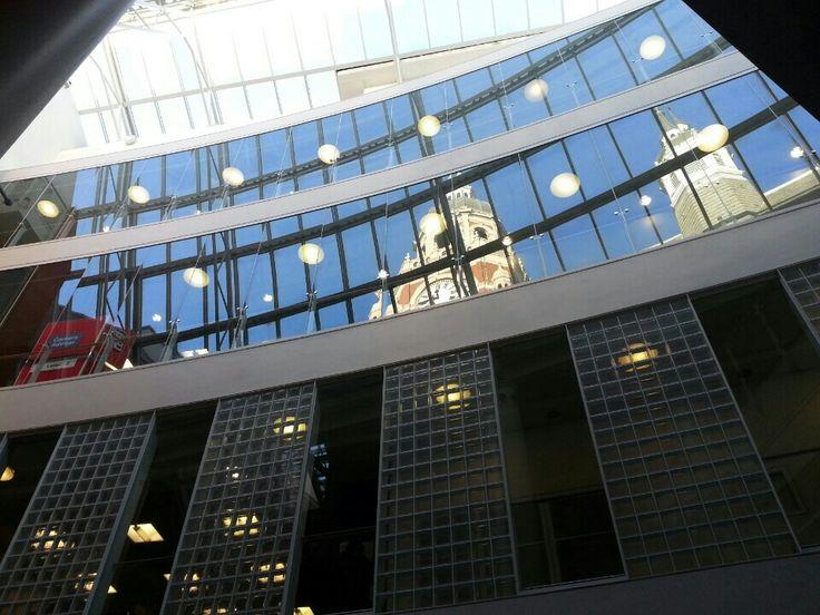Croydon Central Library in Croydon, Greater London