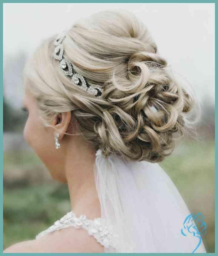 Hochzeit Frisuren Schulterlanges Haar Mit Schleier Mittellange Haare Damen Frisuren Hochzeitsfrisuren Brautfrisur Frisur Hochzeit