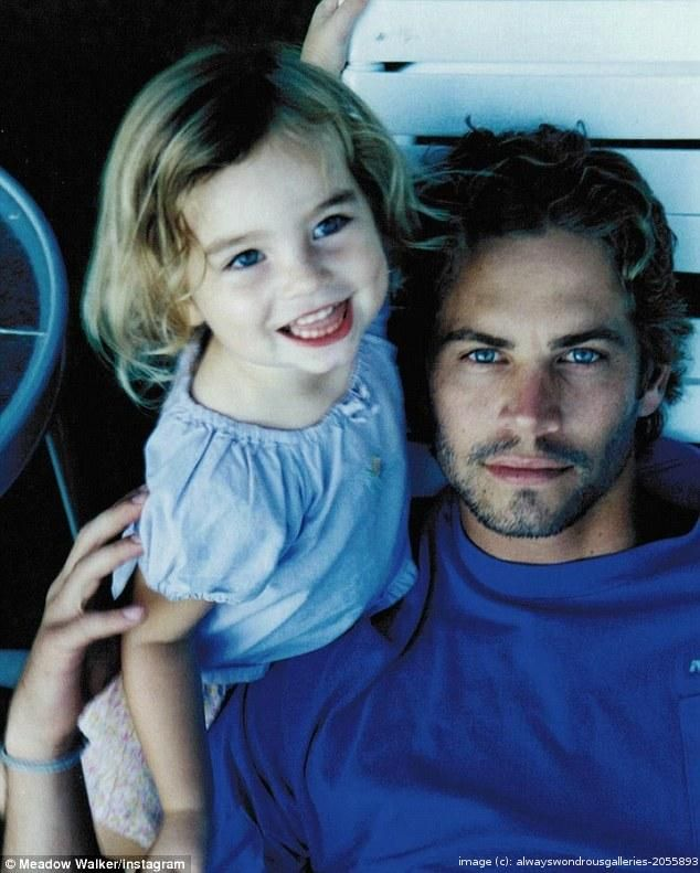 'I Am Tremendously Proud!' Paul Walker's Daughter Meadow is Doing Something Amazing