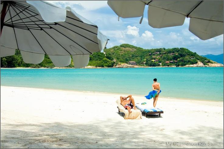 Choeng Mon Beach, Samui