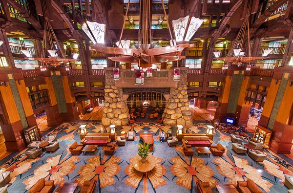Disney S Grand Californian Hotel Amp Spa Review Disney