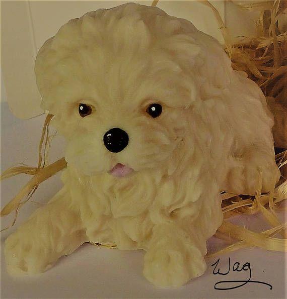 Bichon Frise soap gift Dog soap gift Dog clubs Dog lover