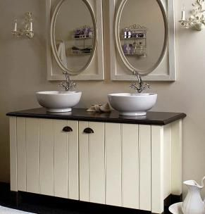 Badkamermeubels landelijk google zoeken home deco pinterest - Badkamermeubels oude stijl ...