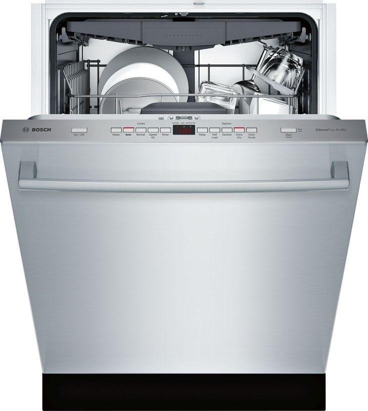 Bosch Shx863wd5n Dishwasher Steel Tub Integrated Dishwasher Built In Dishwasher