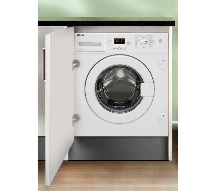 £300 - BEKO Select Wi1483 Integrated Washing Machine - White
