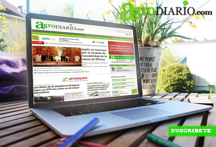 ¿quieres tener toda la actualidad y noticias del sector agrario y afines? suscribete : http://agrodiario.com/pag/page192/