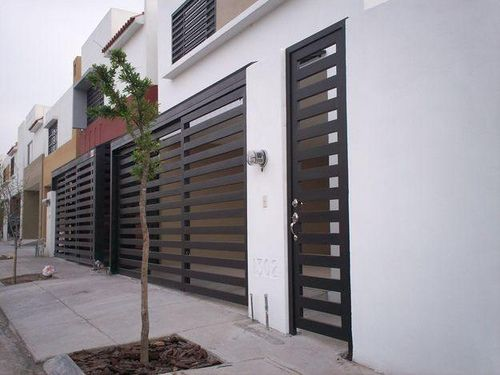 rejas modernas | www.blogicasa.com/rejas-modernas-y-minimali… | Arleco Producciones Arleco Producciones | Flickr