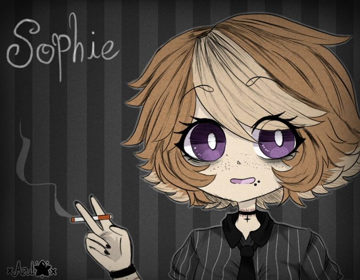.:Sophie Campbell:. by xAzul-Starx