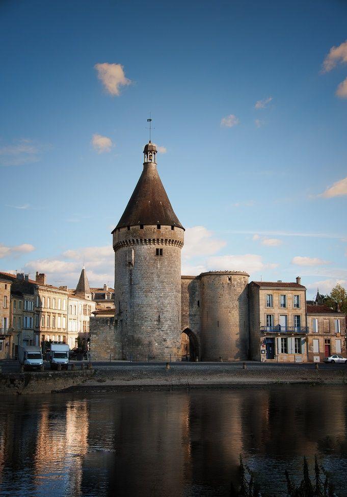 Libourne, Aquitaine, France