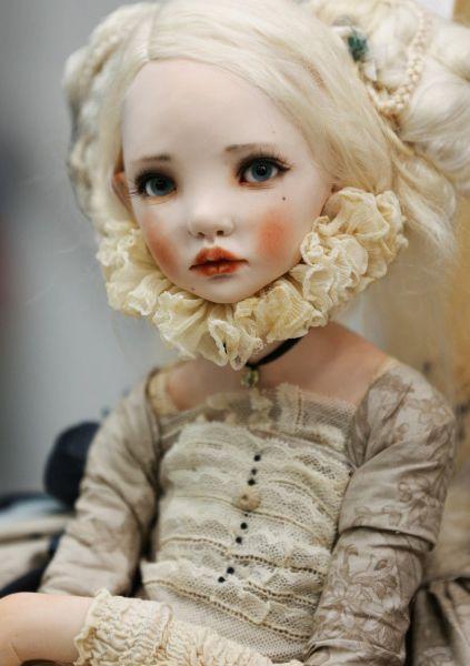 Fantasy | Whimsical | Strange | Mythical | Creative | Creatures | Dolls | Sculptures | Alisa Filippova