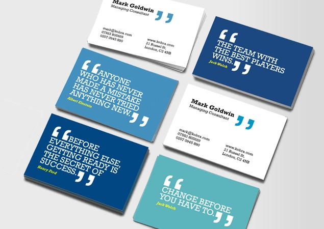 A really cool site were you can make awesome personalized postcards business cards stickers and such