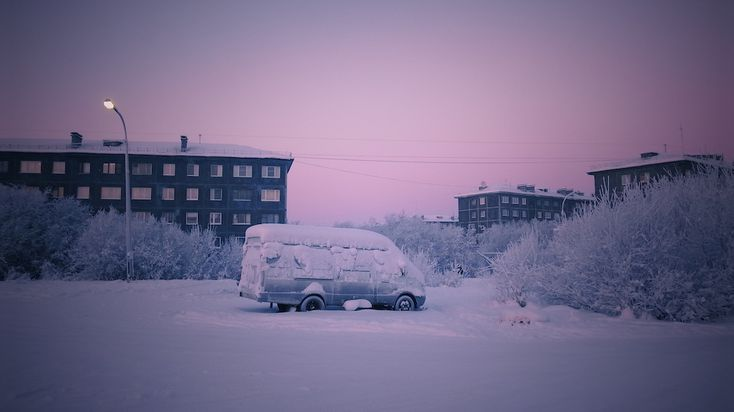 Chasing light: how to survive Russia's dark winters as a photographer —The Calvert Journal