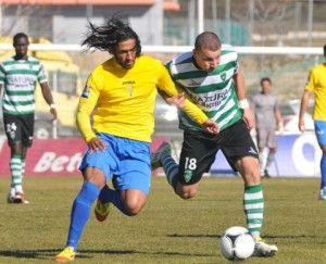 Na segunda mão do Playoff da Liga Europa, SC Braga e Estoril só precisam de confirmar os bons resultados alcançados na passada semana. A fase de grupos está ao virar da esquina para estas duas equipas portuguesas, que se juntarão a Vitória de Guimarães e Paços de Ferreira.