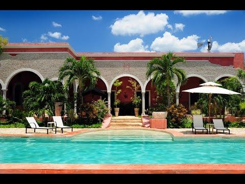 HACIENDA SAC NICTE, IZAMAL FOR SALE - YouTube   INFO: alopez@sirmexico.com