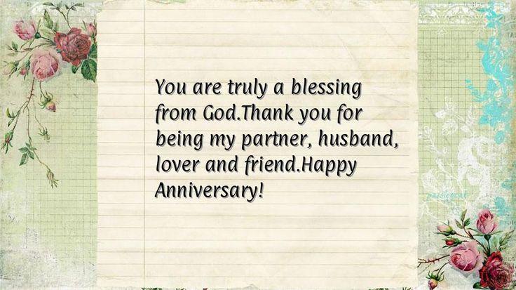 Happy Anniversary Message To Him