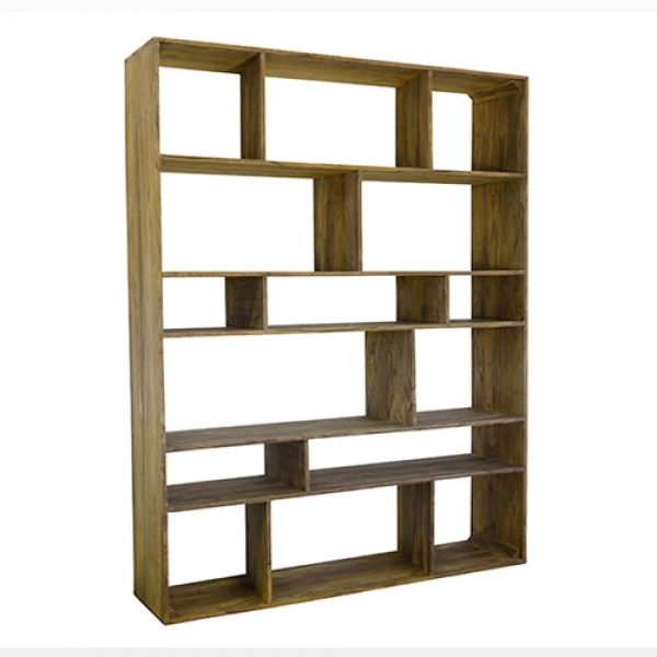 Display Shelf – Large, Rosewood Timber | Loft Furniture