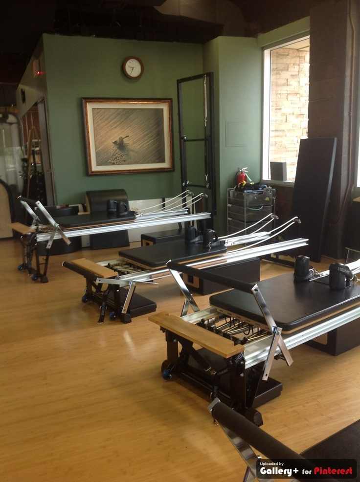 Stott Pilates Reformer equipment & workouts!