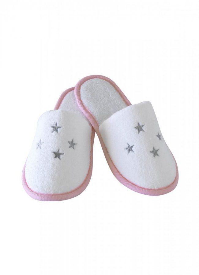 Dětské papučky BALLERINA pro každou princeznu.