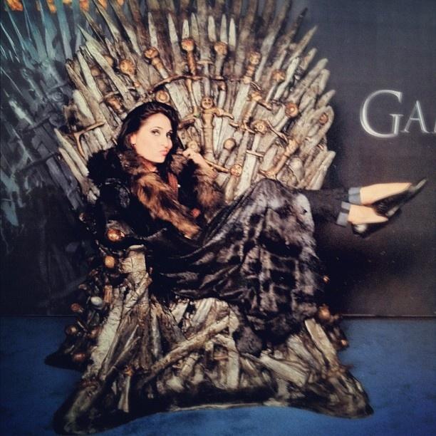 Karmacake's Fan Expo Teaser - I rule winterfell