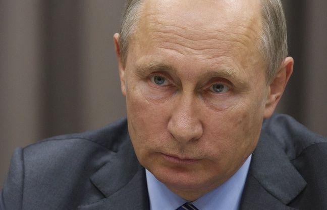 Le président russe, Vladimir Poutine à Moscou le 21 septembre 2016.