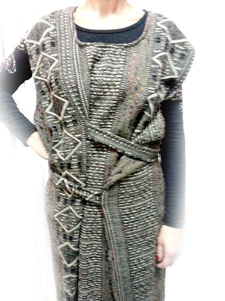 безразмерное платье в женском салоне одежды у Светланы Сидоровской