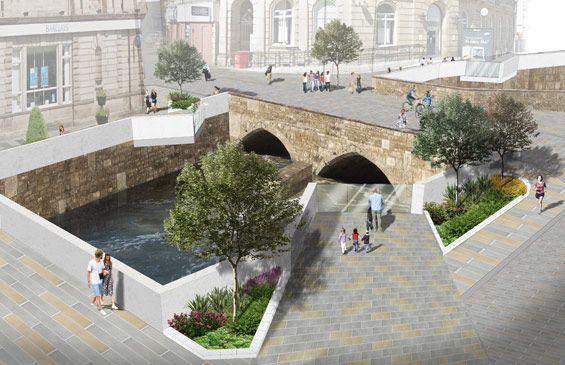 BDP wins Rochdale town centre design competition