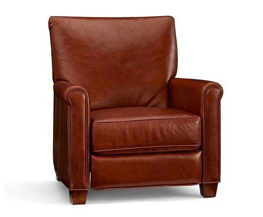 If visions of overstuffed and outdated chairs come to mind when you think of recliners, here's a selection of stylish, modern ones that might win you over.