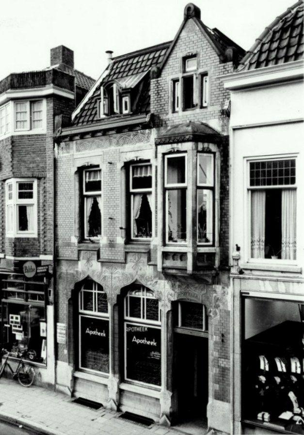 Utrechtsestraat 45 (1962)