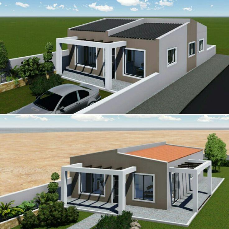 Προκατ ισόγειες μονοκατοικίες 85τμ, ενεργειακής κατασκευής.  Prefabricated houses from papaelias_sa