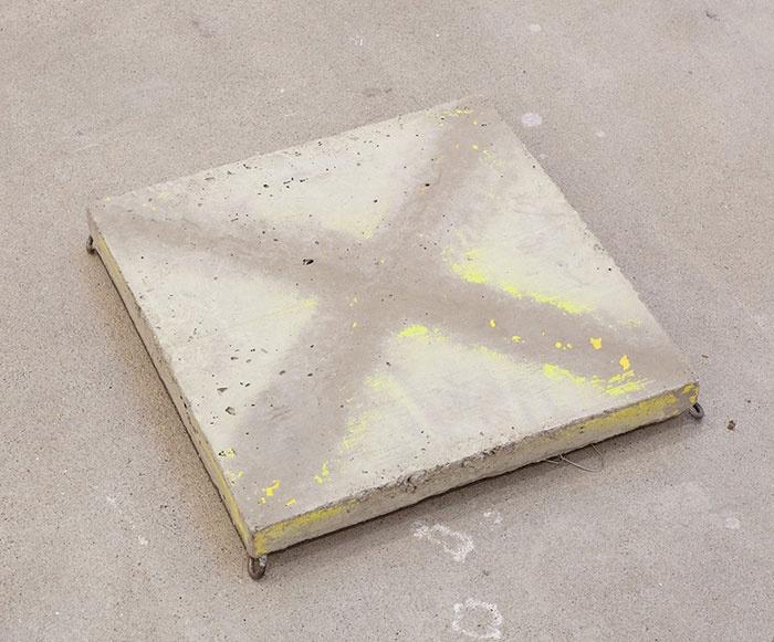 Davina Semo . x marks the spot, 2011